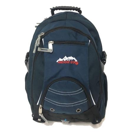 Ridge53 Bolton Backpack Navy1