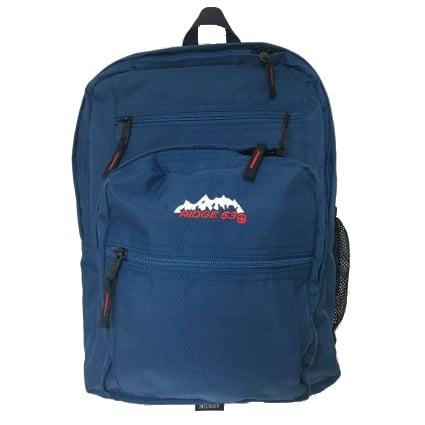 Ridge53 College Backpack Navy Grey