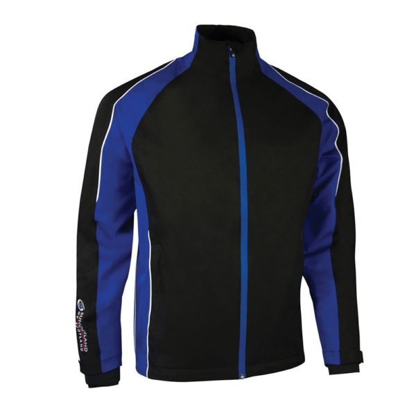 Sunderland Waterproof Vancouver Pro Jacket Black Blue