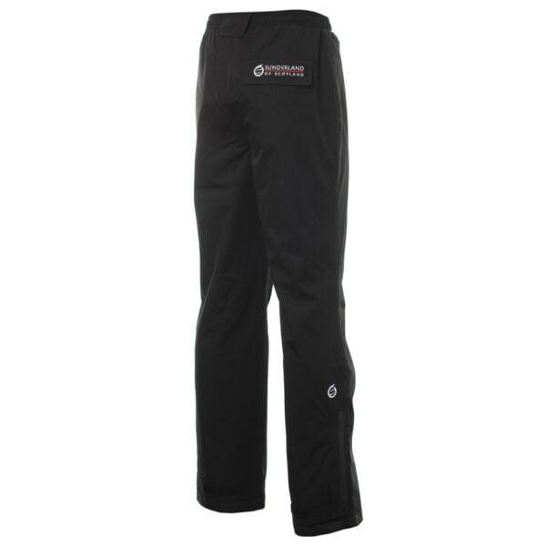 Sunderland Waterproof Vancouver Quebec Trousers Black