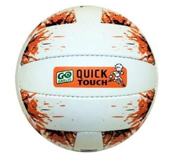 karakal quick touch football orange new