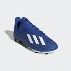 X 19.3 Firm Ground Boots Blue EG7152