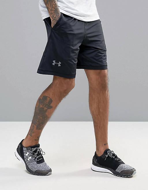 ua raid black short