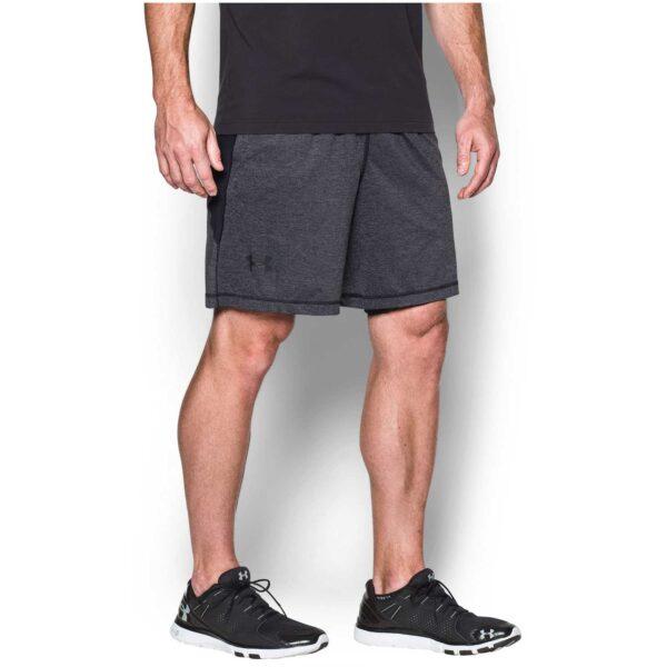 ua raid shorts grey