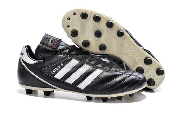 Adidas Crampon De Foot Kaiser 5 Liga FG Noir