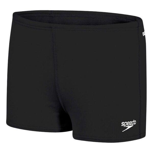 speedo endurance swimsuit short black