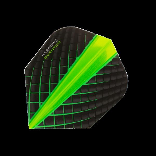 black green flight